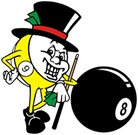 Image of Mr. Lucky's Mascot